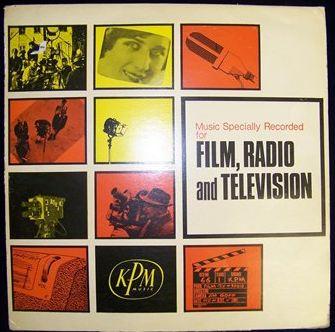 KPM music library LP Vinyl Collection